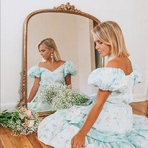 LoveShackFancy x Target Estelle Dress size 0